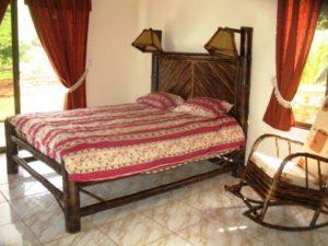 Muebles de bambú para dormitorio - Bamboo furniture for bedroom