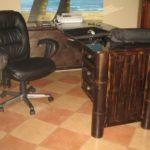 Muebles para oficina de bambú - Bamboo office furniture