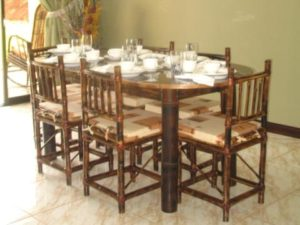 juego de comedor lecona - dining room set
