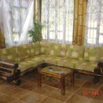 Muebles de bambú para Sala