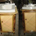 Muebles para baño de bambú - Bamboo bathroom furniture