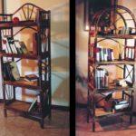 librero sencillo - simple bookcase