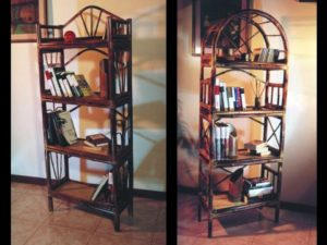 librero sencillo - simple bookcase