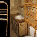 mueble de baño sencillo - simple bathroom cabinet