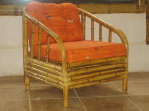 sillón diplomático - armchair