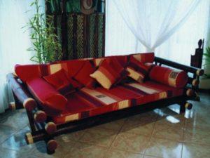 sofá cama - sofa bed